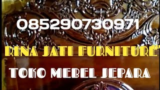 Rina Jati Furniture Jepara