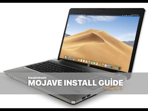 Hackintosh Install Guide: Hp Probook 4530S macOS Sierra – Mojave