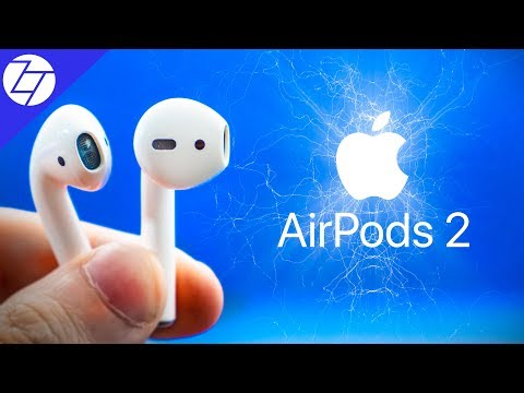 AirPods 2 vs AirPods 1 - Unboxing & Comparison!