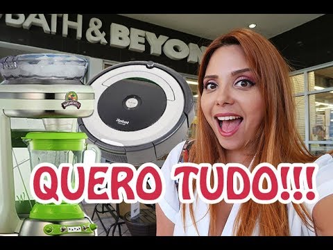 Tour BED BATH AND BEYOND   Claudinha Stoco