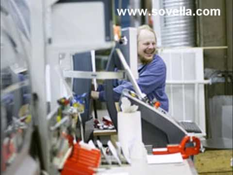 Sovella Production Site In Jyvaskyla Finland