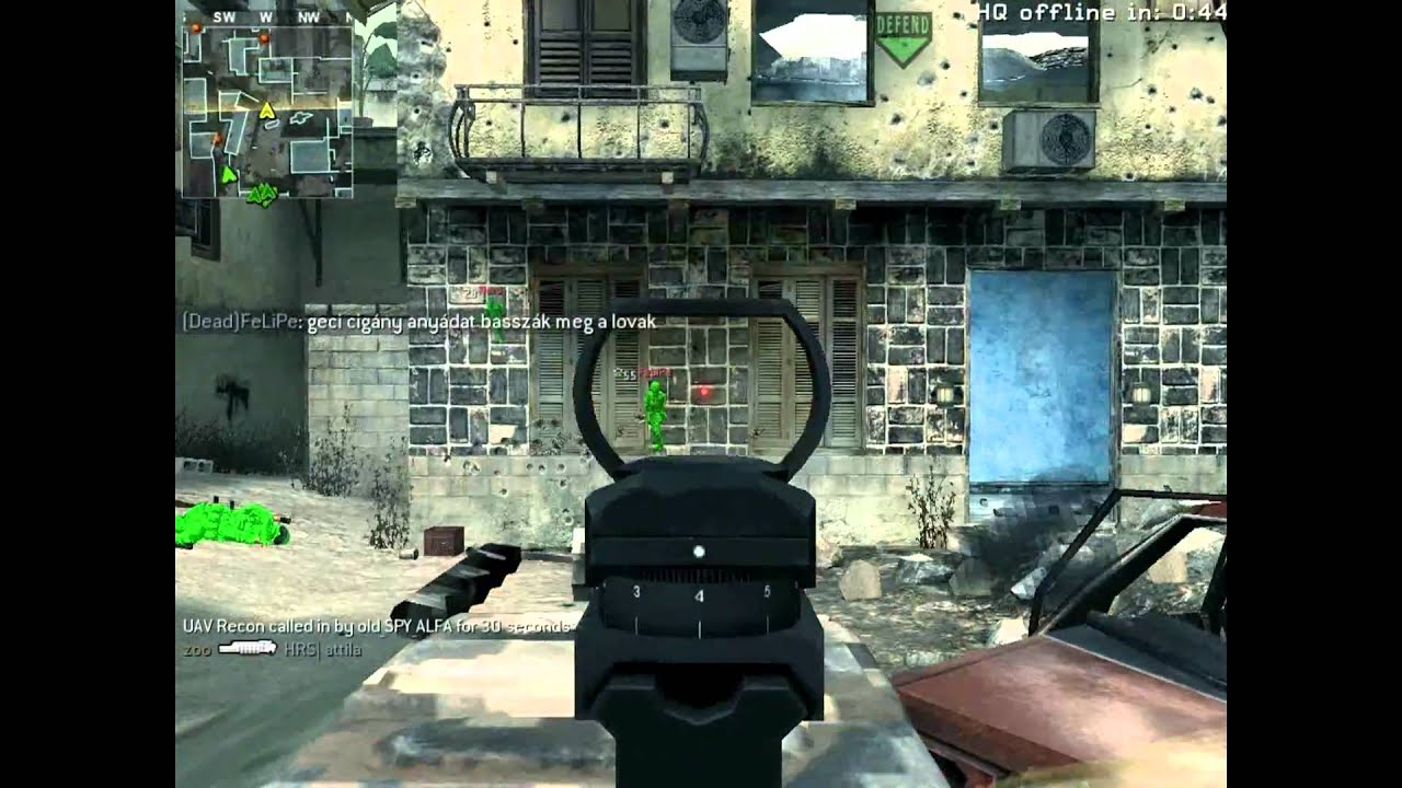 Cod4 Wallhack v2.0 Call of Duty 4 Hack Download