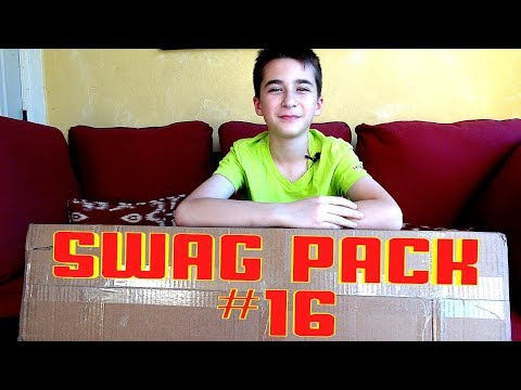 Unboxing The Evike Swagg Pack Wave 16 - Airsoft Mystery Box