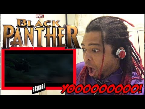 Black Panther Teaser Trailer | REACTION & REVIEW!!