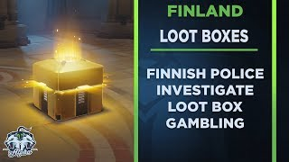 Finland Takes Cue From Belgium And Has Begun Investigating Loot Boxes
