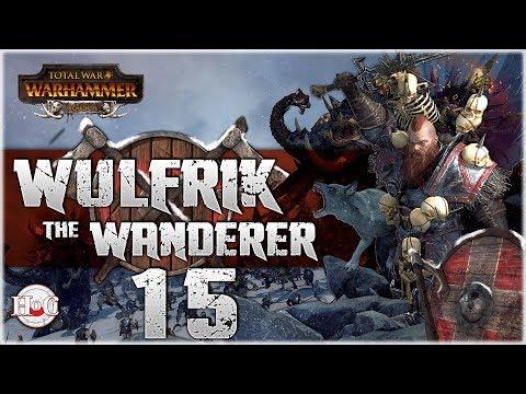 Total War Warhammer - Norsca - Wulfrik the Wanderer - 15