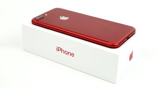 смартфон Apple iPhone 7 Plus 128GB Red Красный