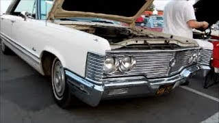 '68 IMPERIAL CROWN SEDAN WITH 64,000 MILES & 440 START UP