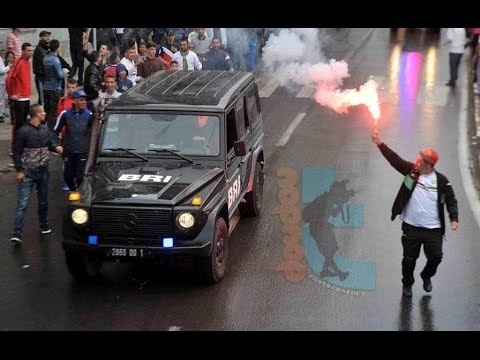 الشرطة الجزائرية - فرقة البحث والتدخل- النمور السوداء Police Algérienne B.R.I