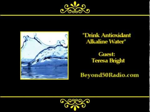 Drink Antioxidant Alkaline Water