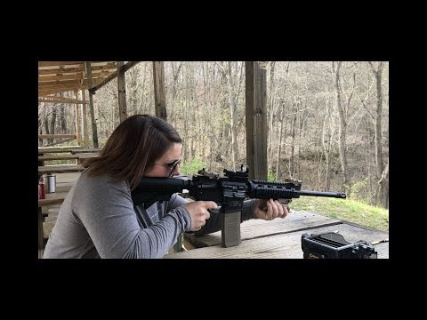 Smith and Wesson M&P Sport II AR15 Shooting Impressions