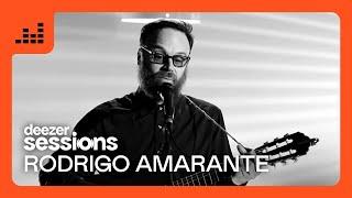 Rodrigo Amarante | O Cometa | Deezer Session Video