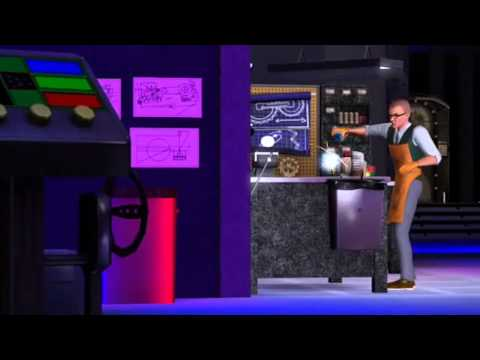 The Sims 3: Ambitions Trailer