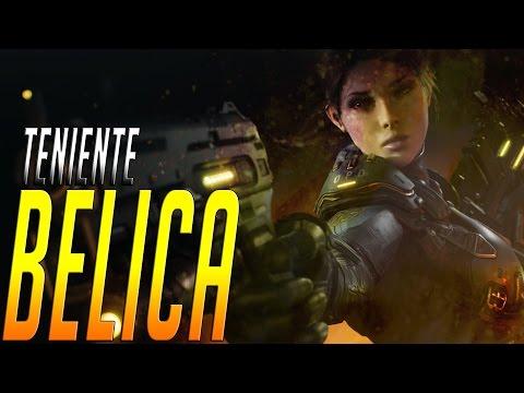 Gameplay paragon Teniente Belica Repasando habilidades