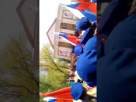 Как готовятся к 9 мая в Новоалександровск часть 1
