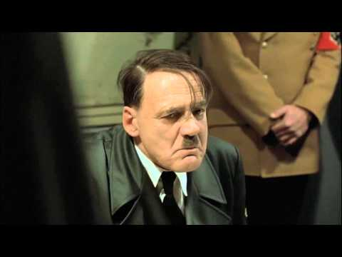 Hitler's reaction to Taher Shah's EYE to EYE music video