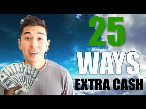 25 Ways How to Make EXTRA MONEY in COLLEGE (For Sneakerheads)