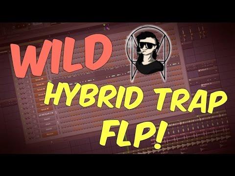 Free Wild HYBRID TRAP FLP   FL Studio Template 31