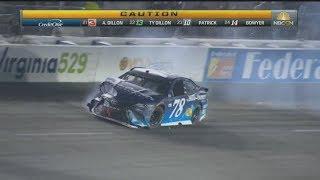 Monster Energy NASCAR Cup Series 2017. Richmond Raceway (2). Overtime