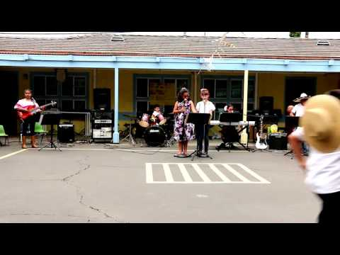 Mary Law Private School Rock Band |  Livin' on a Prayer