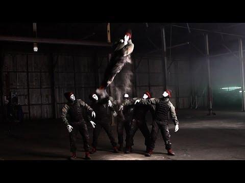 Jabbawockeez- Regenerate [Behind the Mask] Pt. 2
