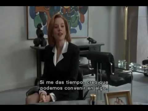 Penelope Ann Miller & Danny de Vito in Other People Money