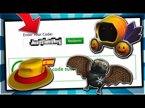 *NOVEMBER* ALL ACTIVE WORKING PROMO CODES ON ROBLOX 2019|(NOT EXPIRED)