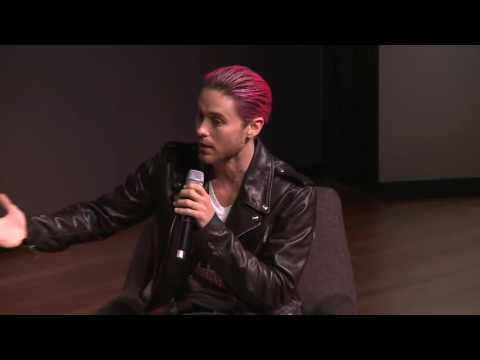 RUS SUB   Jared Leto   How Technology Has Impacted Jared Leto   Fast Company Innovation Festival