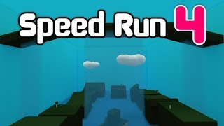 playing roblox speed ruh 4 or any roblox games !!!!