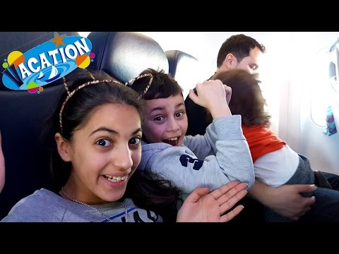 Going On Vacation Vlog 2017! Nickelodeon Resort Punta Cana part 1 - Family Fun  vlogging