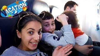 going on vacation vlog 2017 nickelodeon resort punta cana part 1 family fun vlogging