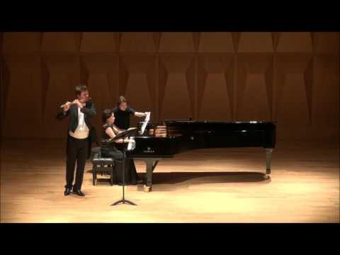 Karl-Heinz Schütz - S. Prokofiev: Flute Sonata, op. 94. I. Moderato