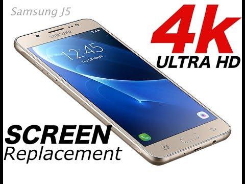 Samsung Galaxy J5 LCD Display Repair