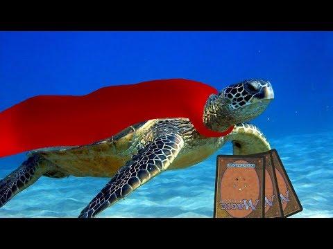 Epic MTG Arena Hexproof Troll Deck - Super Turtles!