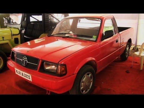 Tata Pickup Truck