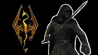 Skyrim SE - How to make a Ninja