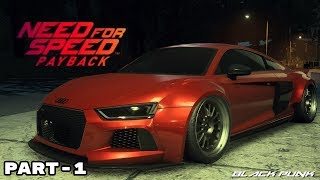 need for speed payback 2018 runner part 1 😂😂😂😂