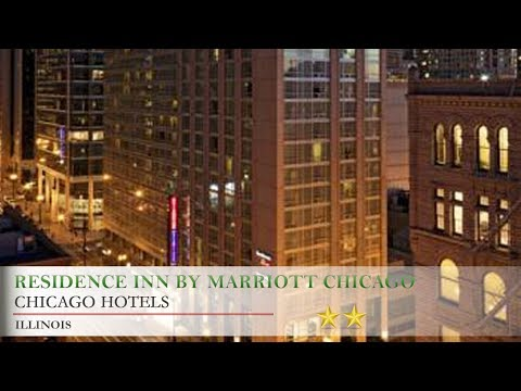 Residence Inn by Marriott Chicago Downtown/River North - Chicago Hotels, Illinois