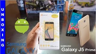 Samsung Galaxy J5 Prime Unboxing: Caracteristicas Primeras Impresiones
