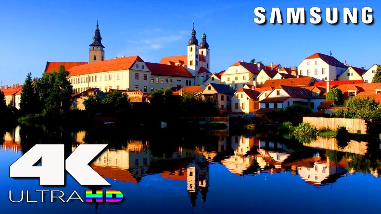 4K Ultra HD | SAMSUNG SUHD Demo: The Quiet Czech (20Mbps Version)