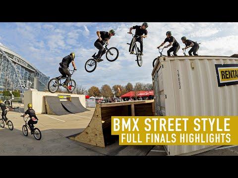 FINAL HIGHLIGHTS! BMX
