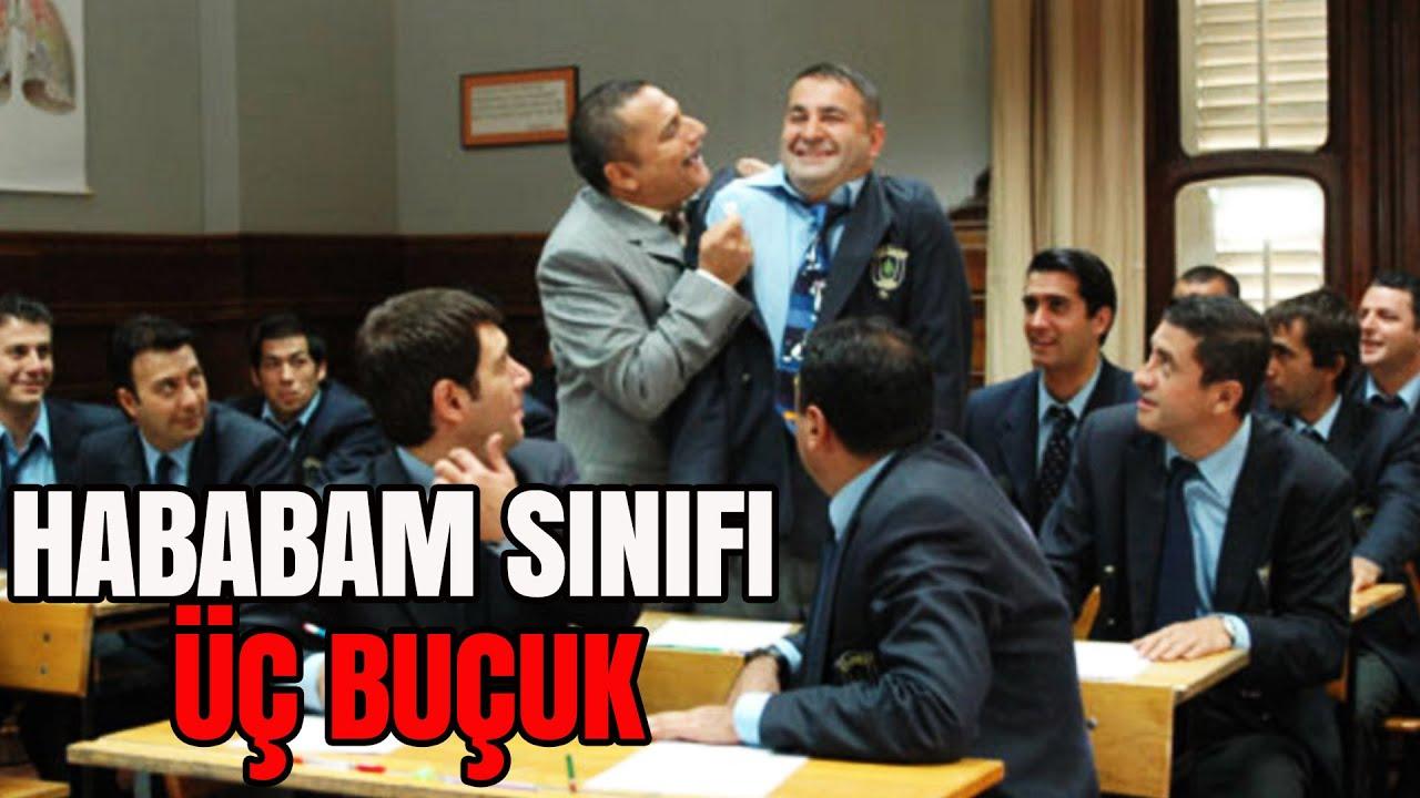 Hababam Sınıfı Üç Buçuk | Türk Komedi Filmi Tek Parça