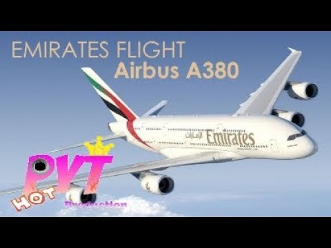 ROBLOX Emirates A380-800 [First Class]