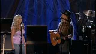 "Willie Nelson Lee Ann Womack -  ""Ill Never Be Free"""