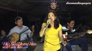 Điệu Buồn Phương Nam ( ca lẻ Cẩm Tiên - Tân cổ ) guitar Chú Ba & đờn sến Chú Hai