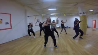 Alkaline - More Than Happy | Choreography | by Larisa Maries
