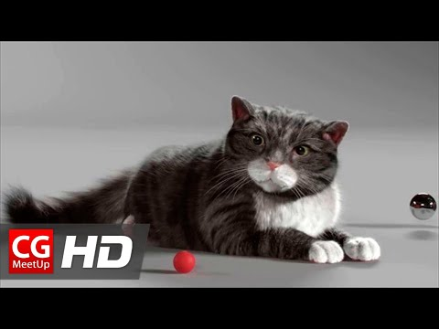 "CGI VFX Breakdown HD ""Making of Mog's Christmas Calamity"" Sainsbury 