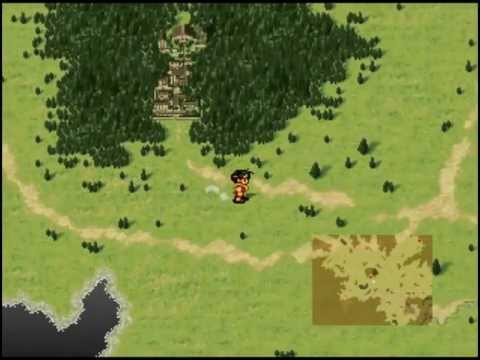 Suikoden 5 World Map.Suikoden 2 95 Squirrel Fast Recruiting Youtube