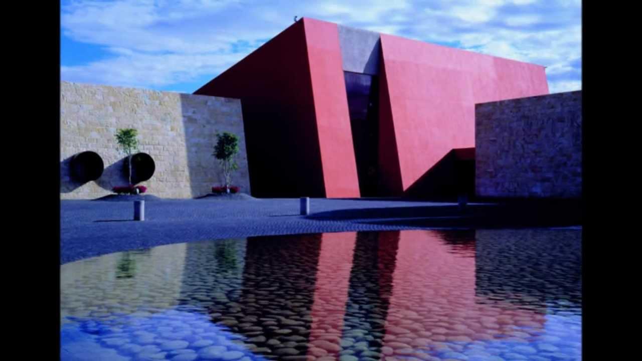 Arquitectura mexicana youtube for Arquitectos y sus obras