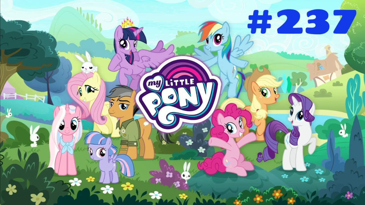 My Little Pony Game Part 237 - Wonderbolt for a Day Limited Time Story